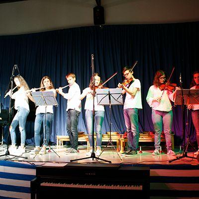 Azoka Txikia - Musika Materiala - EKINTZA Ikastola