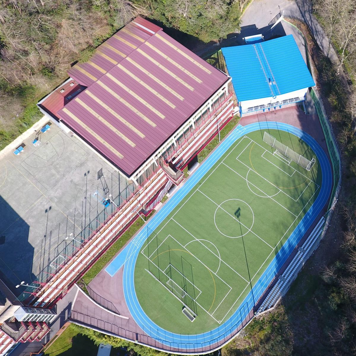 Instalaciones deportivas texto